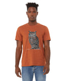Etched Owl T-shirt