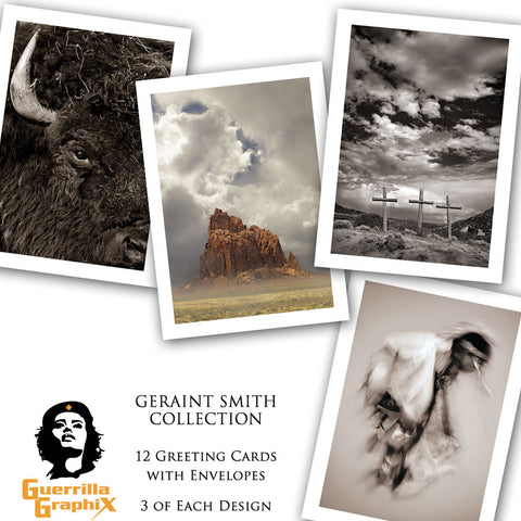Geraint Smith Collection Greeting Card Box Set (12 Cards)