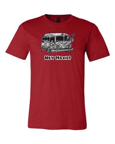 New Mexico Dead Bus T-Shirt