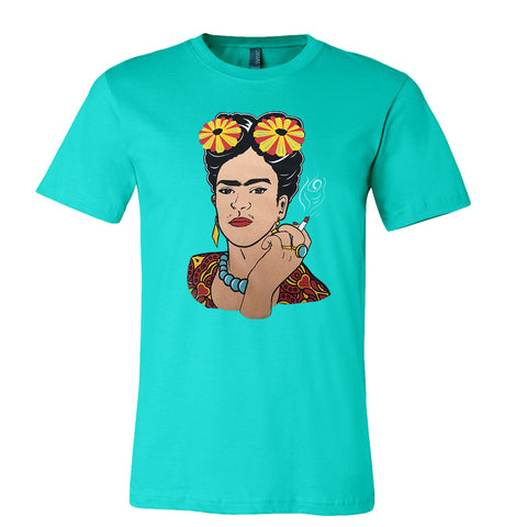 Pop Art Frida - T-shirt