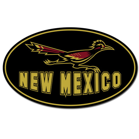 Roadrunner New Mexico - Vinyl Sticker