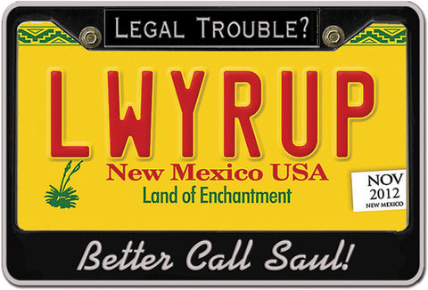 LWYRUP Better Call Saul Sticker