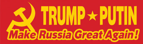 Make Russia Great Again Sticker