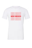 New Mexico Thank You T-shirt