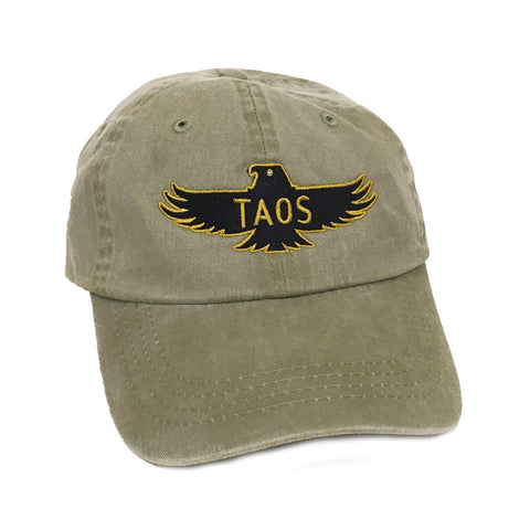 Taos New Mexico Hat - Embroidered in NM