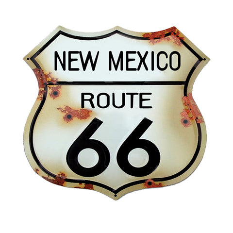Route 66 Vinyl Sticker