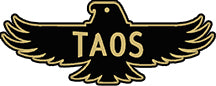 Taos Thunder Bird - Vinyl Sticker