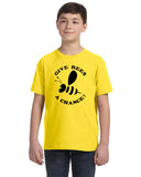 Give Bees A Chance! Kid's and Toddler T-Shirt