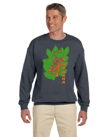 Tiger Mañana - Limited Edition Crewneck Sweatshirt