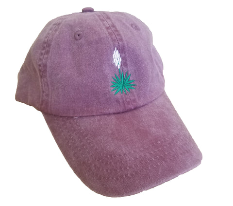 Embroidered Yucca Hat