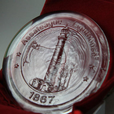 Assateague Lighthouse Medallion