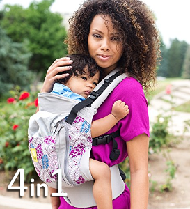 0efabc0d541 Lillebaby Essentials All Seasons Baby Carrier 4 in 1 ...