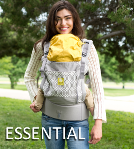 Lillebaby Essentials All Seasons Baby Carrier