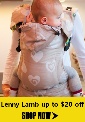 lenny lamb baby carrier sale
