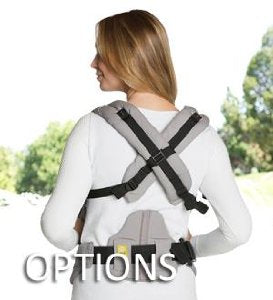 Lillebaby Complete Embossed Baby Carrier Options