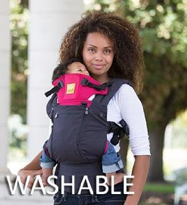 Lillebaby Complete All Seasons Baby Carrier Machine Washable