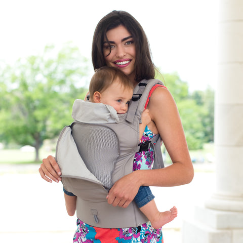 Lillebaby Complete Embossed Baby Carrier - I Love you to Pieces (Gift with Purchase)