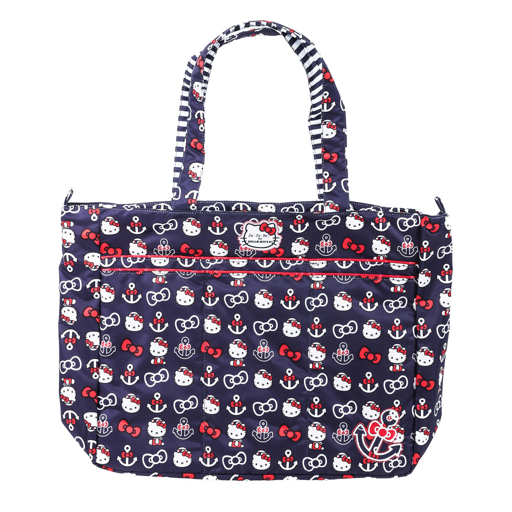 Jujube Super Be Tote -Hello Kitty Out To Sea
