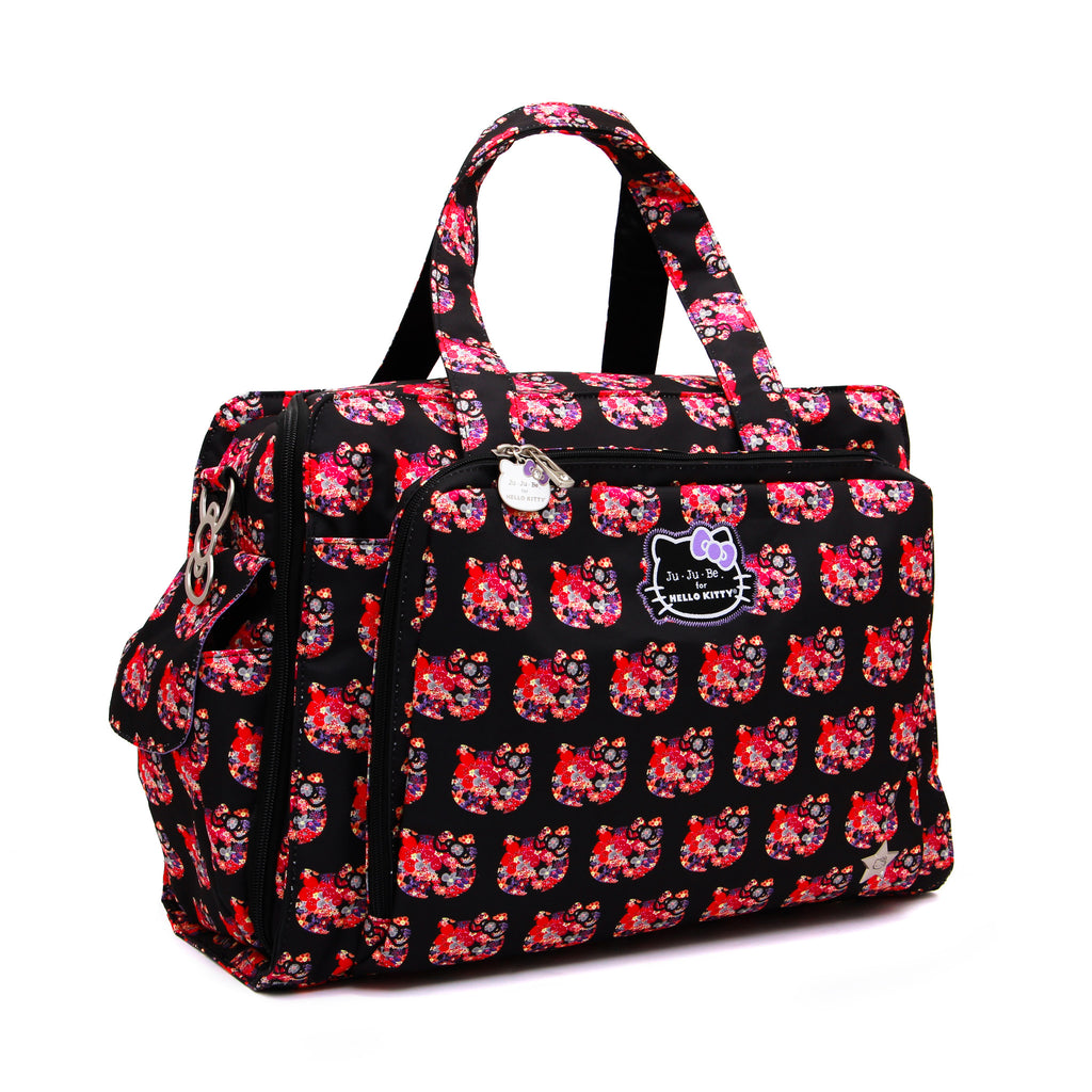 ff3090a391 Jujube Be Prepared Diaper Bag- Hello Kitty Hello Perky – wrappedincloth.com