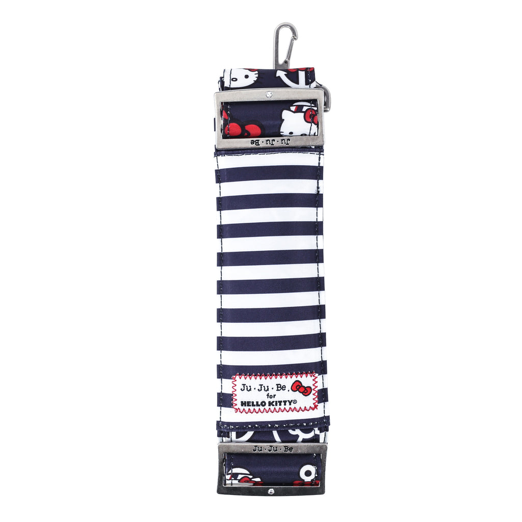 Jujube Messenger Strap-Hello Kitty Out To Sea