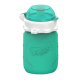 3.5oz Squeasy Snacker - Aqua