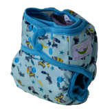Sweet Pea One Size Cloth Diaper Cover - Bandit the Raccoon