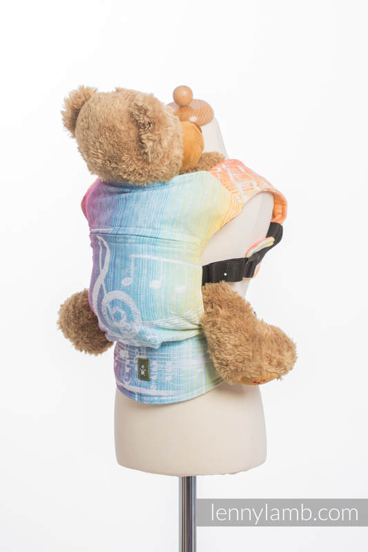 Lenny Lamb Doll Carrier-Symphony Rainbow Light