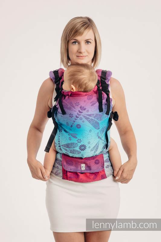 Lenny Lamb LennyUp Baby Carrier- Dragonfly Farewell to the Sun
