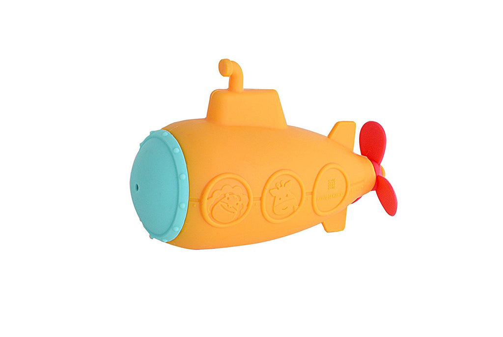 Marcus & Marcus Mold Free Silicone Squirting Toy- Submarine Bath