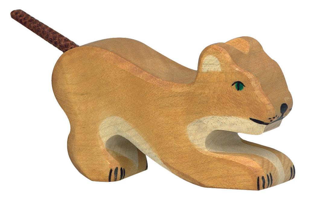 Holztiger Wooden Toys- Small Lion