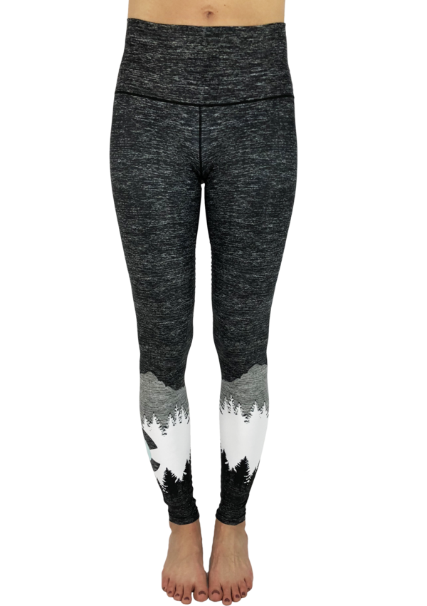 Colorado Threads Winter Native Yoga Pants (IN-STOCK)