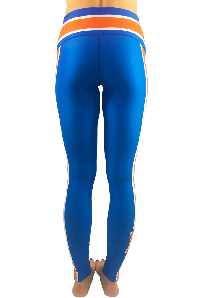 Colorado Threads Orange Crush Yoga Pants (IN-STOCK)