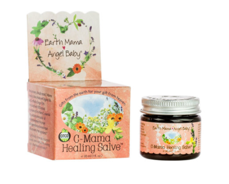 Earth Mama - C-Mama Healing Salve