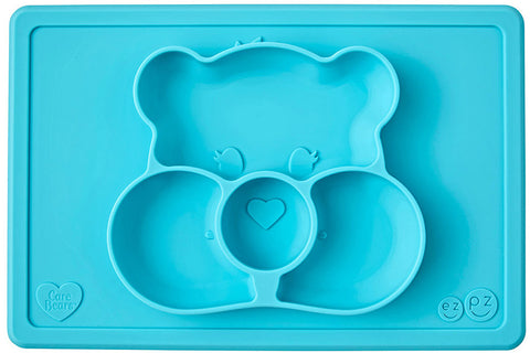 EZPZ Care Bears Bowl- Funshine Bear