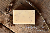 Breckenridge Soap Co. Organic Soap- Lavender & Fir Needle Exfoliating