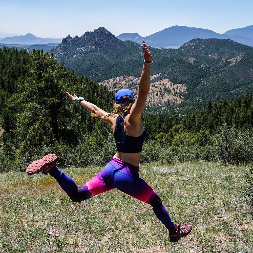 Colorado Threads Grand Lake Yoga Pants (IN-STOCK)