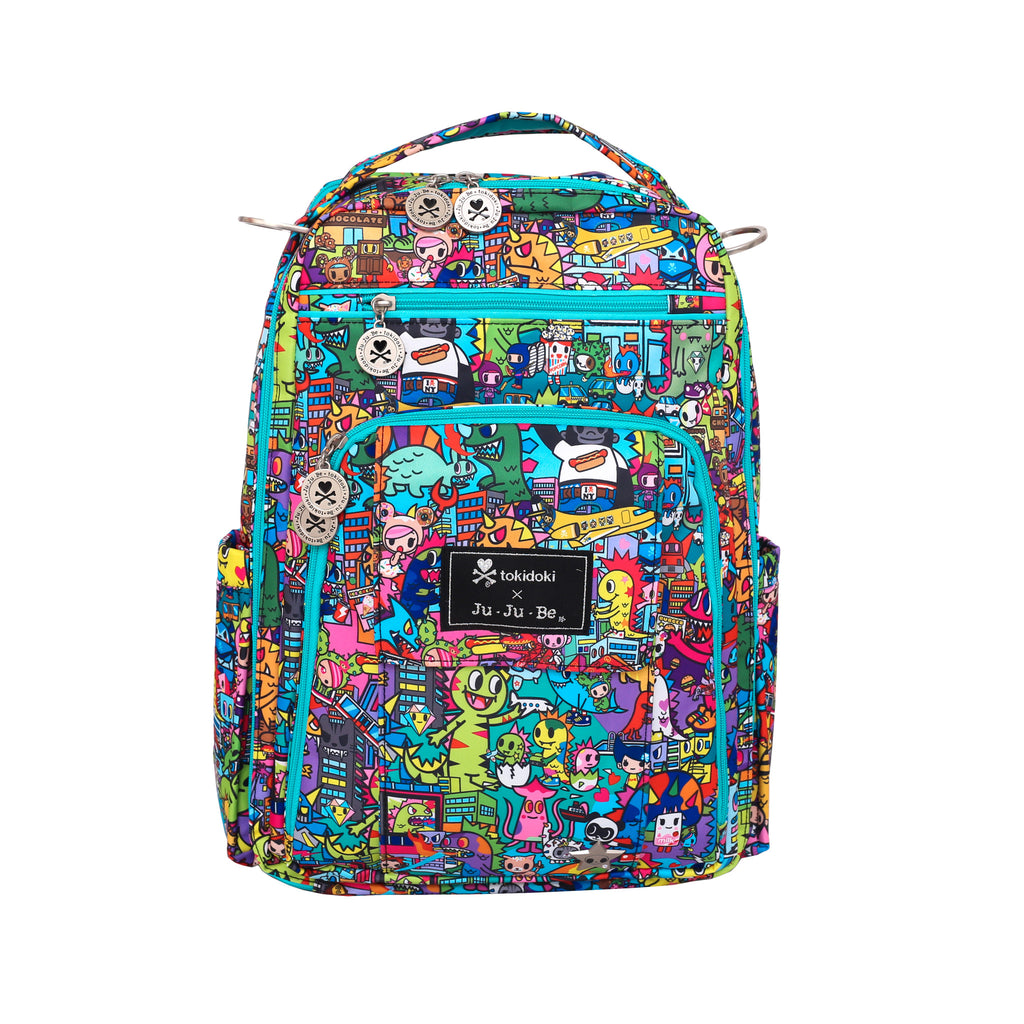 Jujube Be Right Back BackPack - Tokidoki Kaiju City