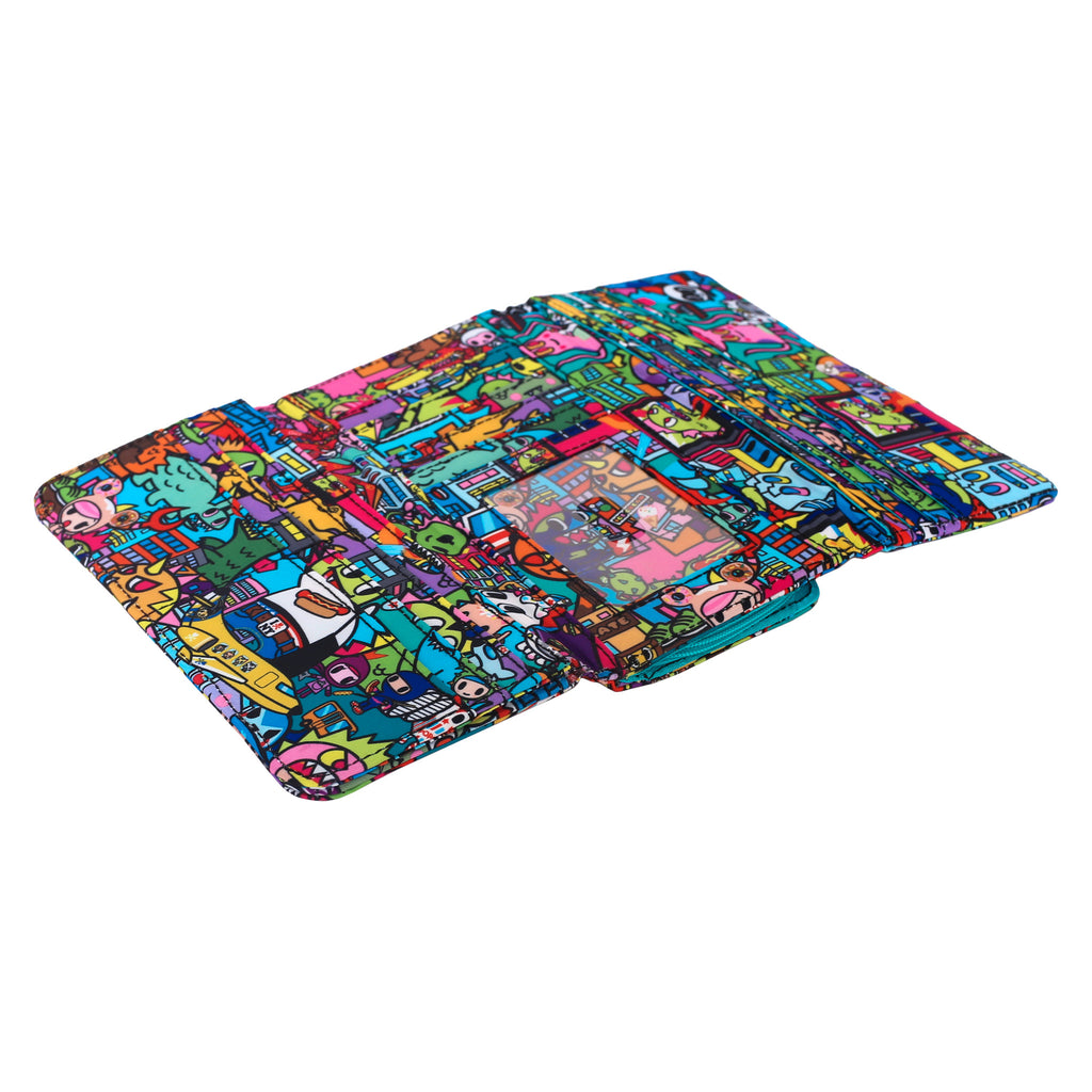 Jujube Be Rich Wallet - Tokidoki Kaiju City
