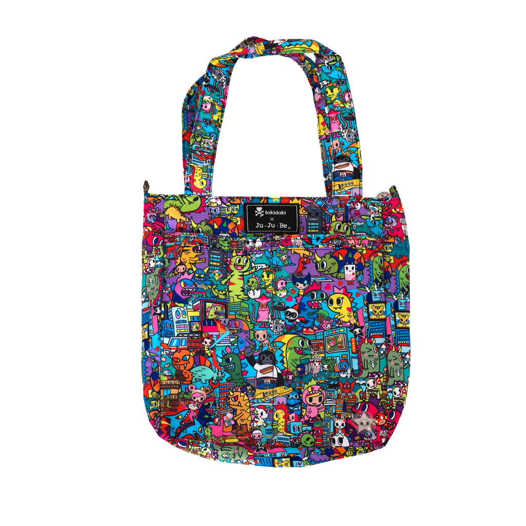 Jujube Be Light Tote - Tokidoki Kaiju City