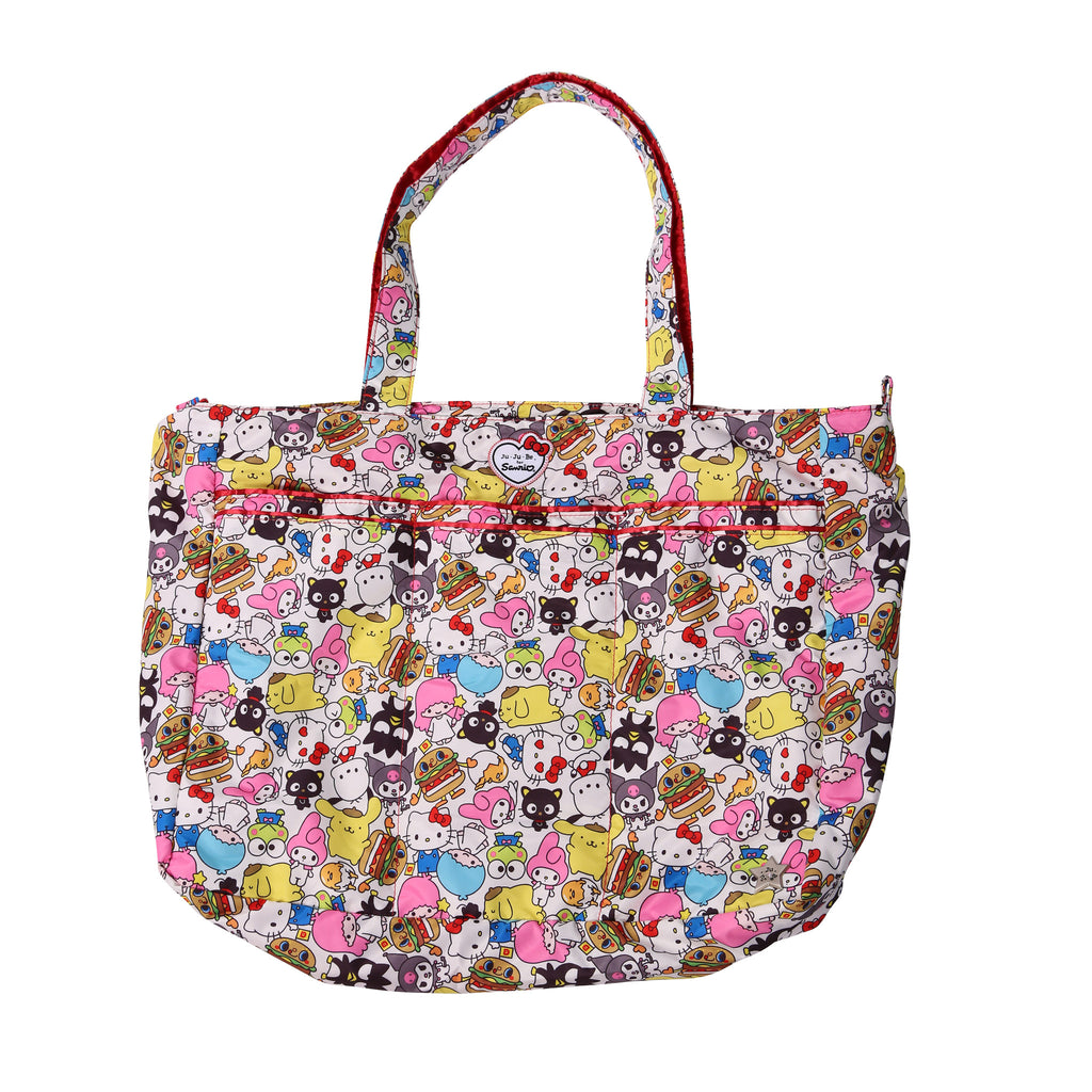 Jujube Super Be Tote -Hello Sanrio