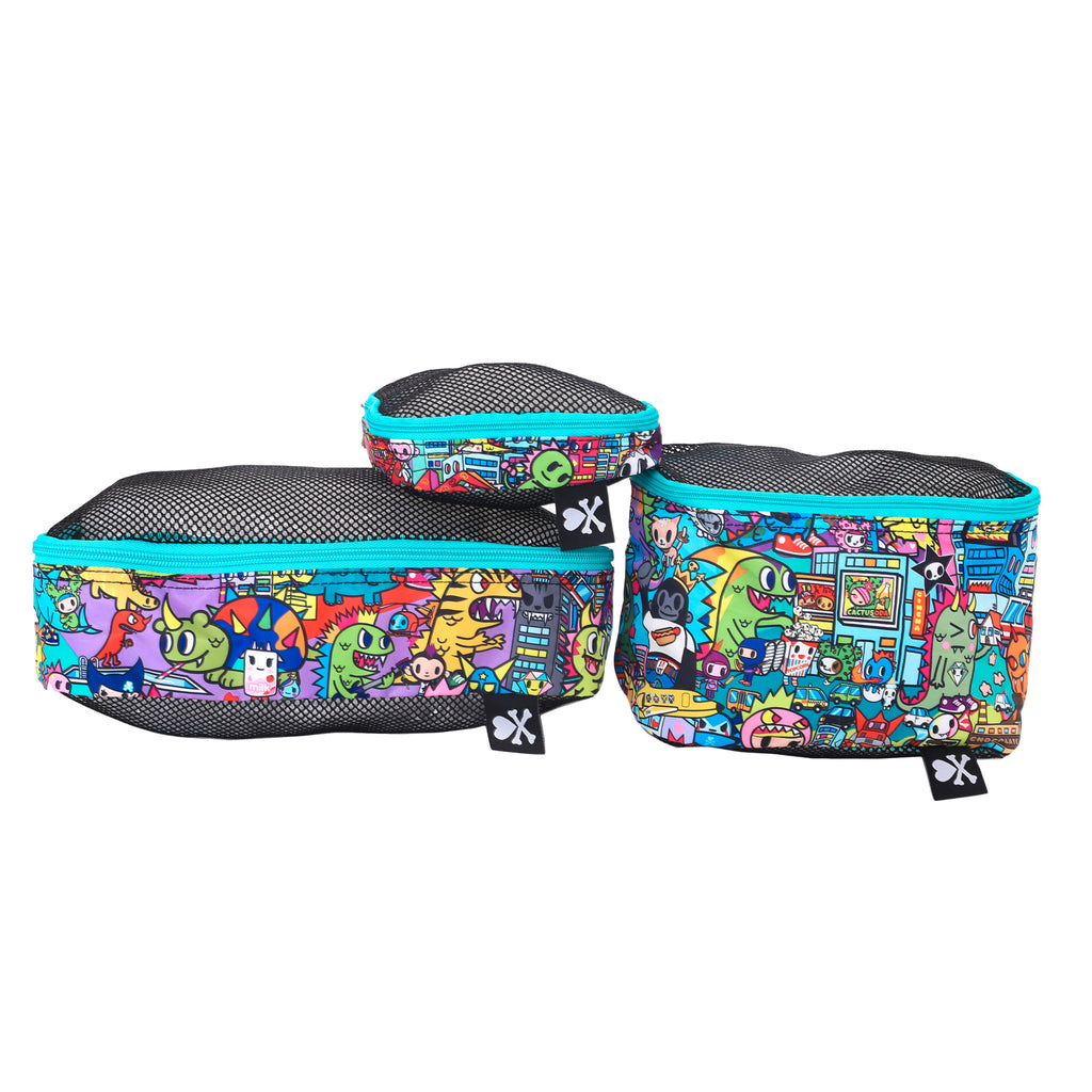 Jujube Be Organized- Tokidoki Kaiju City