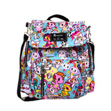 Jujube Be Sporty Diaper Bag - Tokidoki Unikiki 2.0