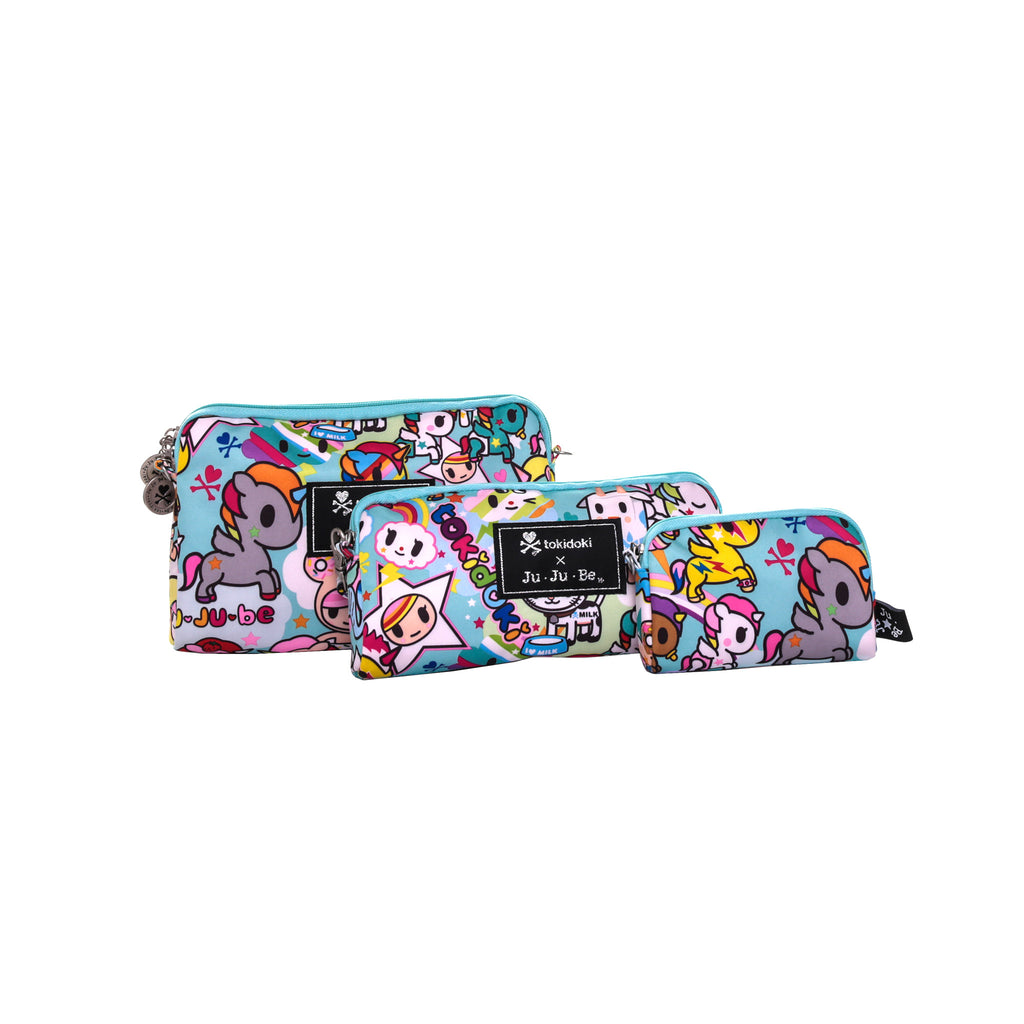 Jujube Be Set Bag Set - Tokidoki Unikiki 2.0