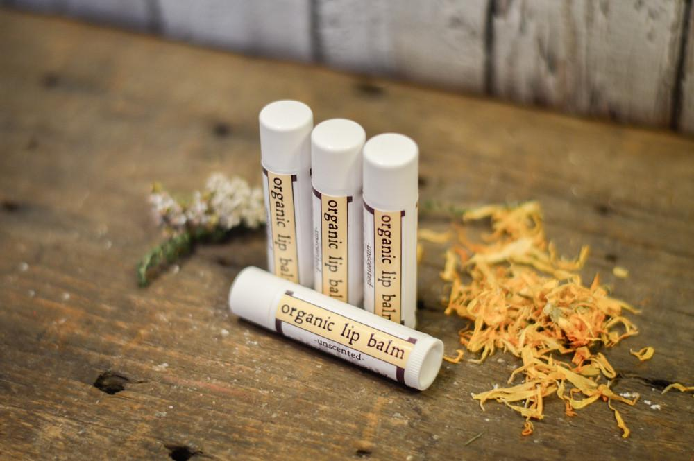 Breckenridge Soap Co. Organic Lip Balm .15oz