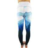 Colorado Threads Mountain Mist Yoga Pants (IN-STOCK)