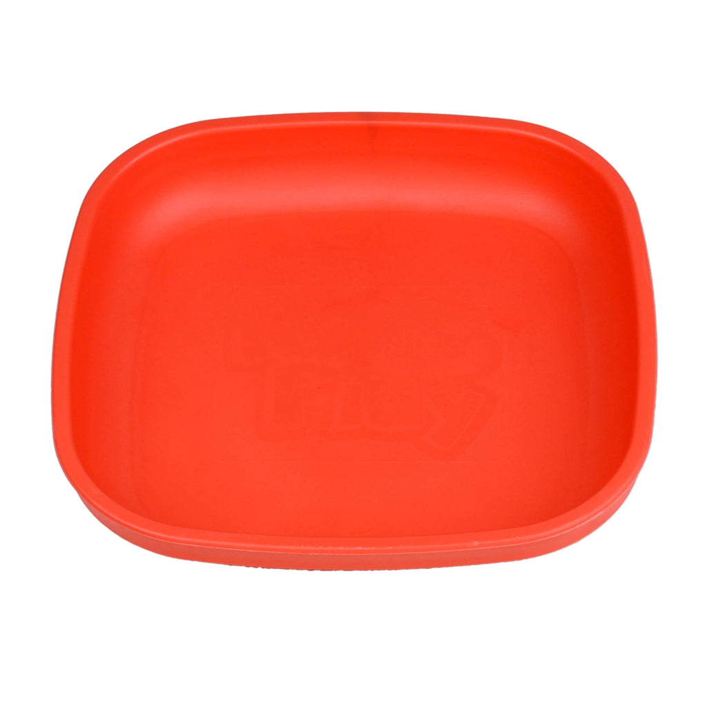 Re-Play Flat Plate - Red