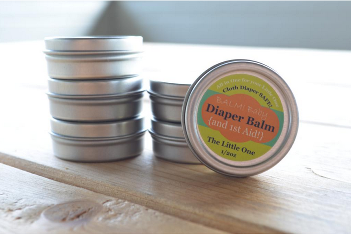 BALM! Baby- The Little One Diaper Balm 1st Aid. Diaper Cream