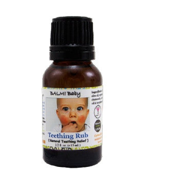 BALM! Baby - Teething RUB!
