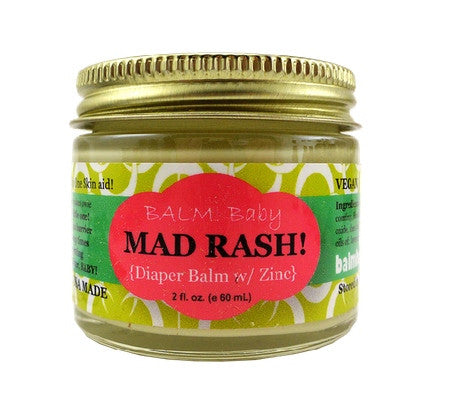 BALM! Baby - MAD RASH. Rash Treatment