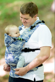 Lenny Lamb Ergonomic Full Buckle Baby Carrier- Blue Camo